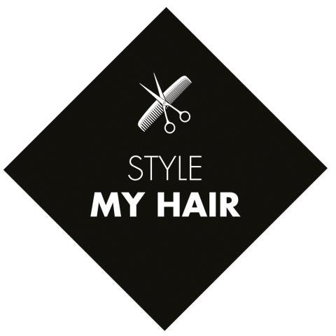 TESTA DE SENASTE HÅRTRENDERNA I DEN  NYA APPEN STYLE MY HAIR!