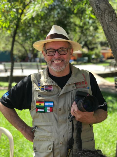 John Godoy i Bolivia