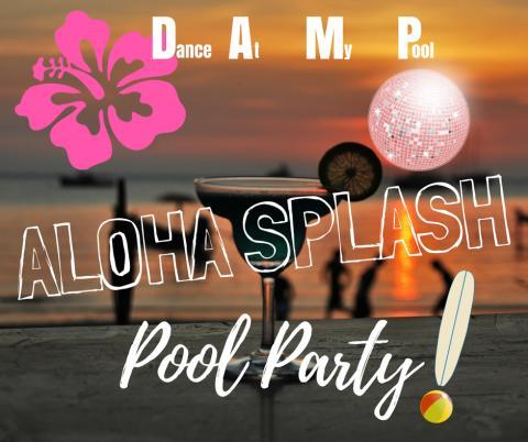 Aloha Splash Pool Party