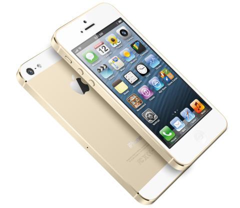 iPhone 5s är årets mobila julklapp