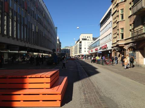 Berätta för politikerna vad du tycker om Södra Förstadsgatan som gågata!