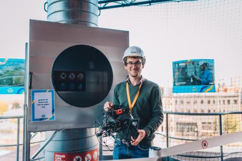 Let's Get Digital 2019 - drone + BASF