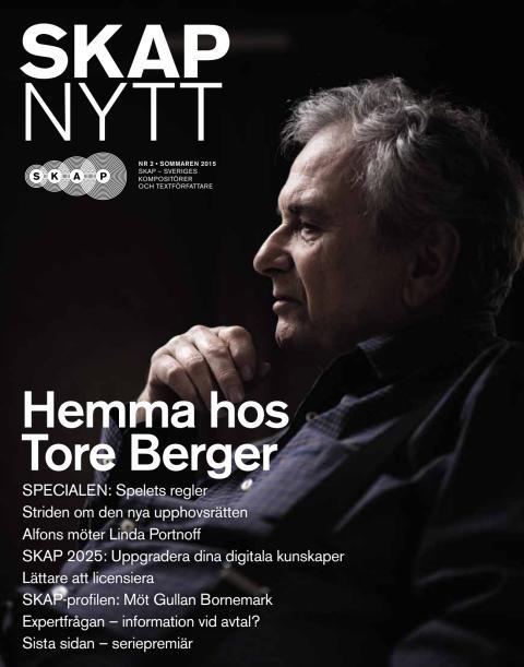 SKAP-Nytt Sommaren 2015