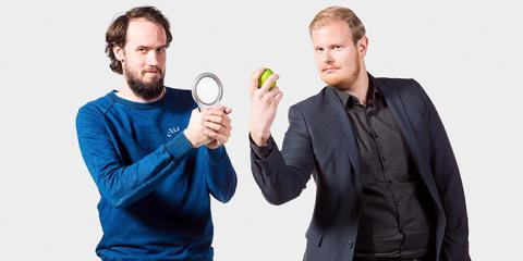 Två företag från Gothia Science Park Inkubator nominerade i Venture Cup