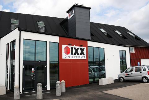 IXX- IT Huvudkontor