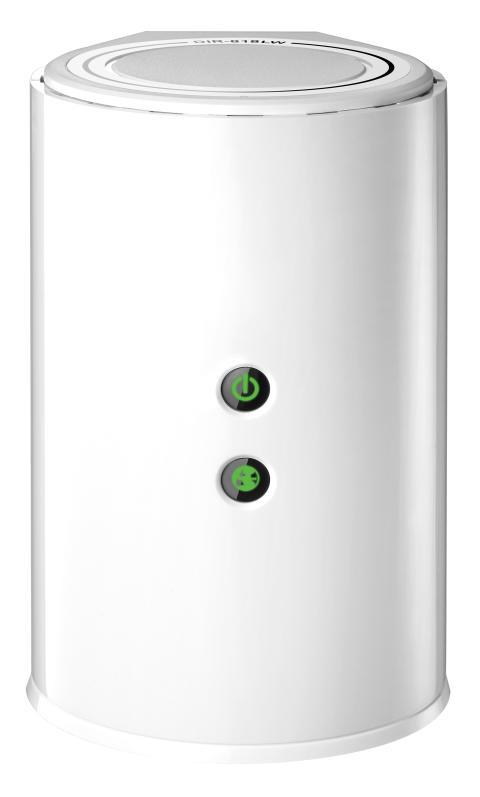 D-Link Wireless AC750 Dual Band Gigabit Cloud Router (DIR-818LW)