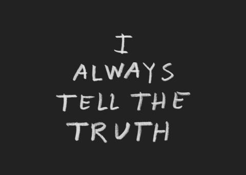 Dora García, Jag talar allltid sanning, 5 dec 2018 - 17 feb 2019