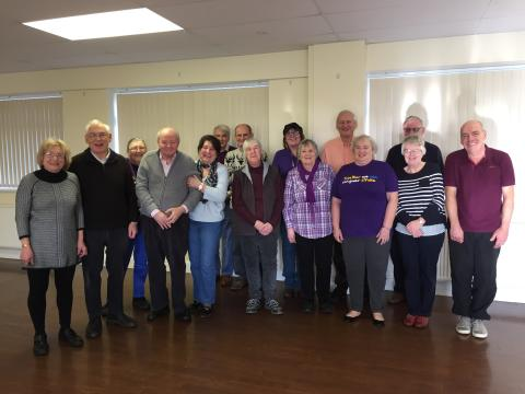 Support for stroke survivors in West Norfolk grows with launch of new exercise group