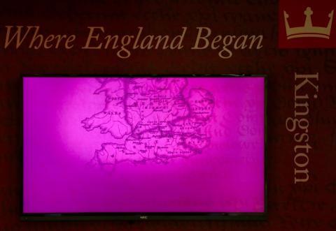 Where England began.