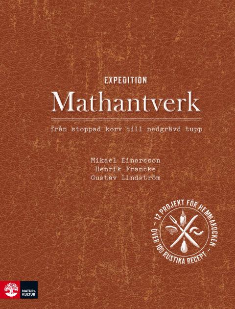 Natur & Kulturs böcker prisade i Årets Svenska Måltidslitteratur 2012