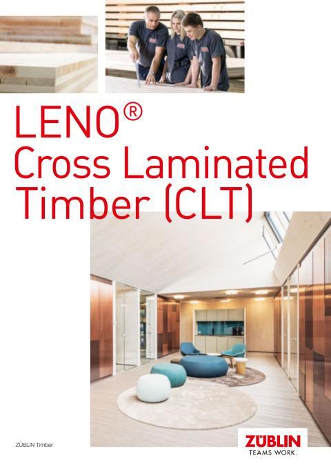 ZÜBLIN Timber: LENO® Cross Laminated Timber (CLT)
