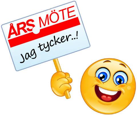Årsmöte Avdelning Stockholm. Tisdagen den 6/2 2018, kl.18.00-20.00