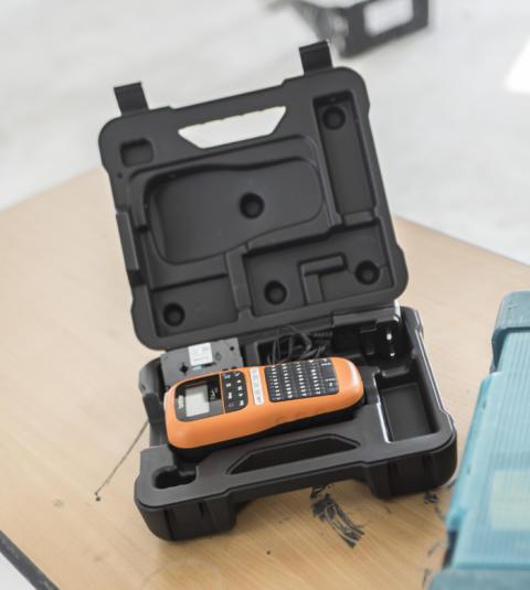 Brother lancerer ny labelprinter udviklet specielt til elektrikere