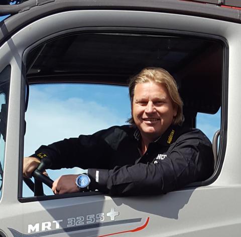 Göstas Truckar tar jumbotronen till hjälp