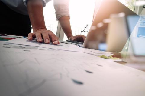 Arkitekter och ingenjörer avgörande för bostadsbyggandet