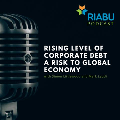 Rising level of corporate debt a risk to global economy