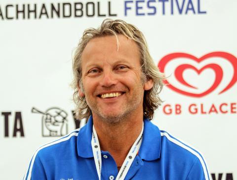 Mats G Jönsson, Åhus Beachhandboll Festival