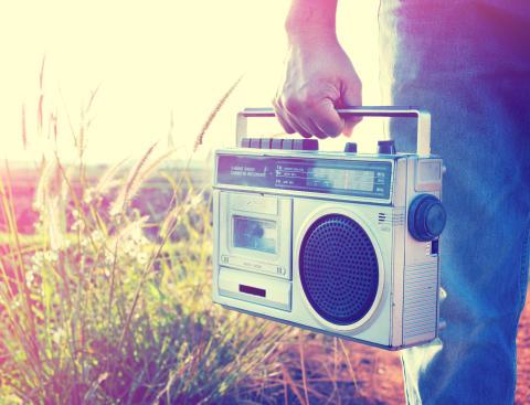 Toppnotering för radio
