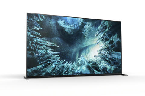 Sony announces new 8K Full Array LED, 4K OLED and 4K Full Array LED televisions with advanced picture quality and sound capabilities