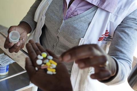 Snabba insatser krävs mot multiresistent tuberkulos