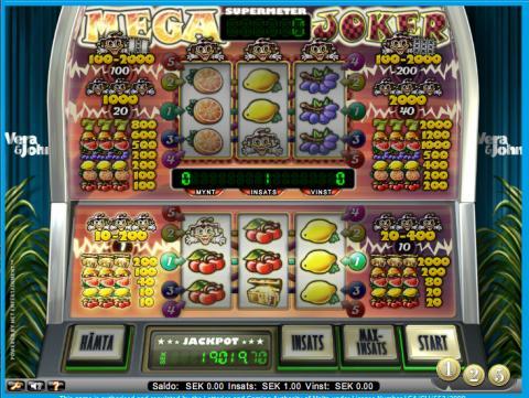 Camilla kammade hem 528 290 kr på jackpottspelet Mega Joker!