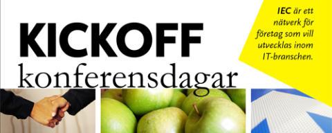 Kickoff för IT-nätverk i Linnéregionen
