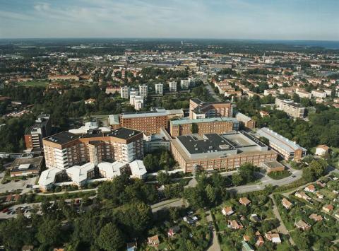 Länssjukhuset i Kalmar väljer att anlita Malmberg för geoenergianläggning.