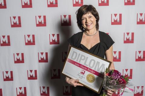 Ann-Marie Rauer - Årets Kulturmappie 2015