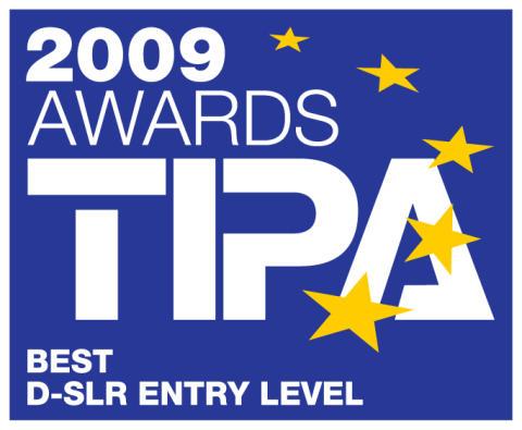 TIPA Logo D-SLR Entry level