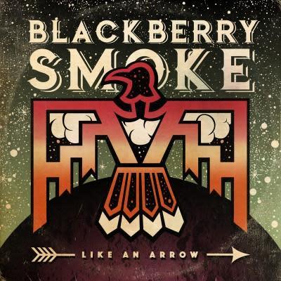 Blackberry Smoke - Like An Arrow - UTE NU!
