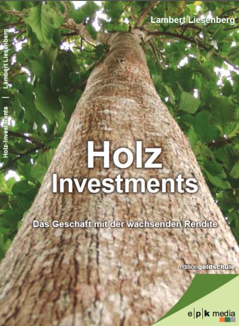Geldschule-Buch von Life Forestry: Informatives für Besucher der Deutschen Anlegermesse
