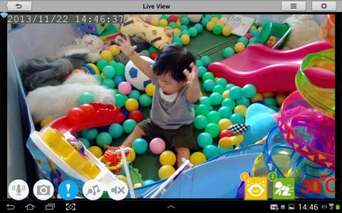 Android App - mydlink Baby Camera Monitor
