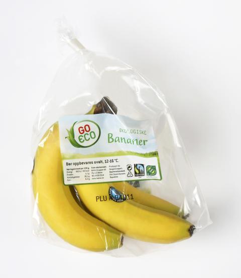 Go Eco bananer