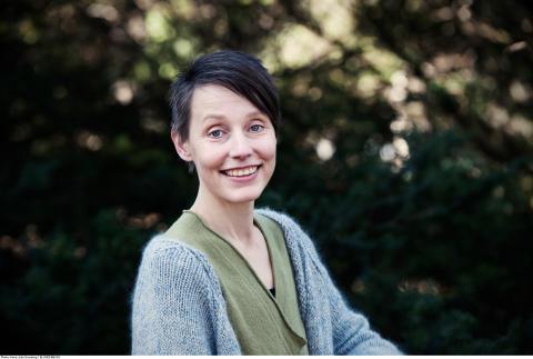 20 år som forfatter: Ingeborg Arvola med en viktig påminnelse