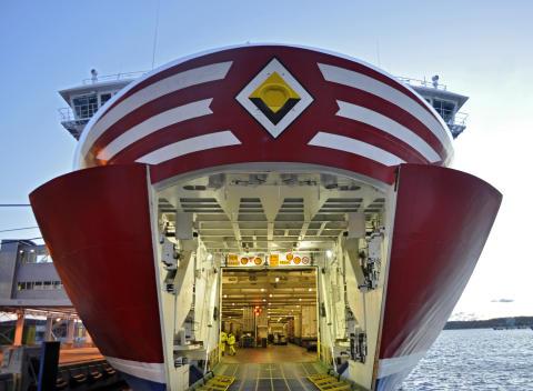 Alertum aloittaa ennakoivan ajon koulutukset Viking Linen M/S Amorellalla