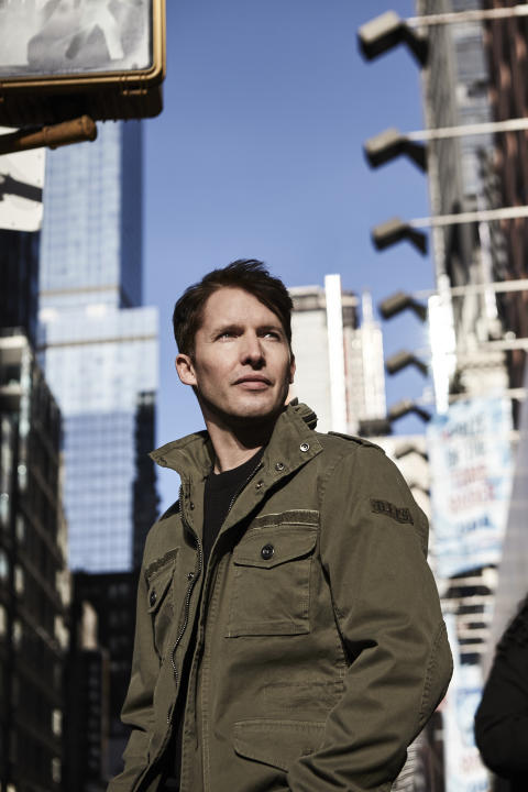 James Blunt (c) Jimmy Fontaine