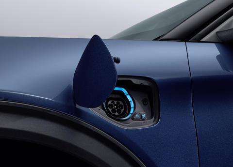 Ford Explorer - plug-in hybrid