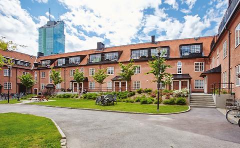 Mimer och Aros Bygg renoverar folkkära kvarter i Västerås