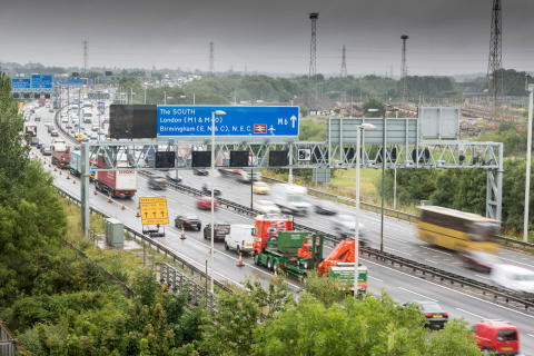 RAC comments on motorway 'anti-pollution tunnels' proposal