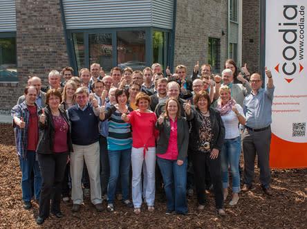 15 Jahre eGovernment aus Meppen: codia Software GmbH feiert Geburtstag