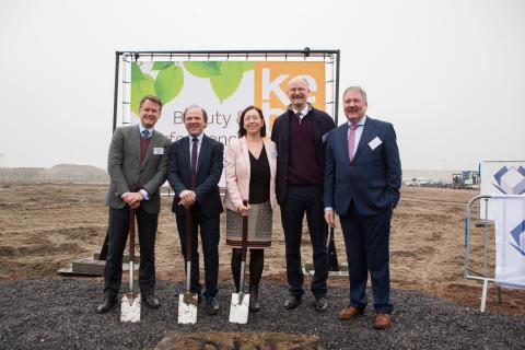 Kebony Holz wird bald auch in Belgien produziert - große Nachfrage macht zweiten Standort notwendig