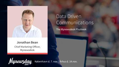 Taler #2 på Mynewsday: Succesfulde kommunikatører balancerer kunst og viden