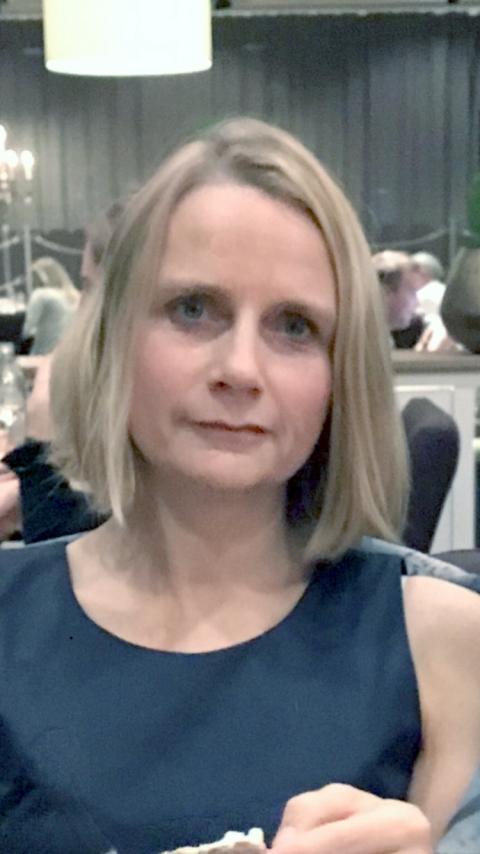 Hjärta & hjärna i symbios! Annika Nordanstig, arbetar som överläkare på neurologkliniken, Sahlgrenska Universitetssjukhuset.
