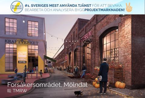 Vinterns hetaste byggprojekt - färsk lista för hela Sverige, här är projekten!
