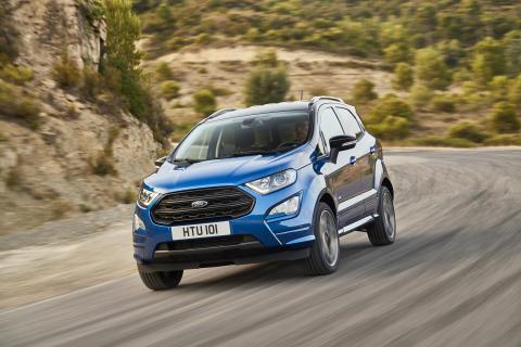 Neuer Ford EcoSport: Verbesserte Qualität, moderne Technologie-Lösungen und größere Vielseitigkeit