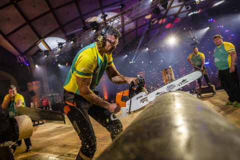 STIHL_TIMBERSPORTS_TEAM_WCH19_Australia - Laurence O'Toole _Stock Saw