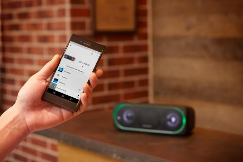 Sony lance les enceintes sono et les écouteurs sans fil EXTRABASS