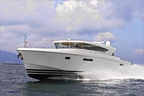 """""""Motorboat of the Year"""" Delta 54 kommer till Allt för sjön"""