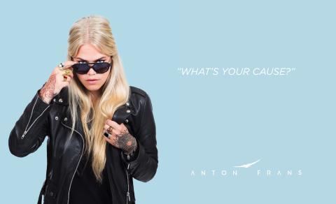 Solglasögonvarumärket AntonFrans tar in Pixlr-grundaren Ola Sevandersson