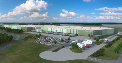 Chal-Tec beauftragt Habacker Holding mit dem Bau eines 50.000 Quadratmeter großen Logistikzentrums